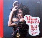 MINA AGOSSI Mina Agossi Featuring Archie Shepp : Red Eyes album cover