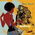 MINA AGOSSI UrbAfrika album cover