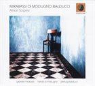 GABRIELE MIRABASSI Amori Sospesi album cover