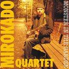 MIRO KADOIĆ Mirokado Quartet : Monster In The Garden album cover