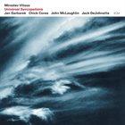 MIROSLAV VITOUS Universal Syncopations Album Cover