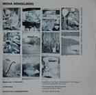 MISHA MENGELBERG Musica Per 17 Instrumenti / 3 Intermezzi / Omtrent Een Componistenactie album cover
