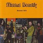 MISSUS BEASTLY — Bremen 1974 album cover