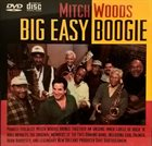 MITCH WOODS Big Easy Boogie album cover