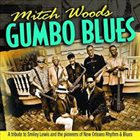 MITCH WOODS Gumbo Blues album cover