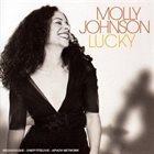 MOLLY JOHNSON Lucky album cover