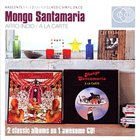 MONGO SANTAMARIA Afro-Indio / A la carte album cover
