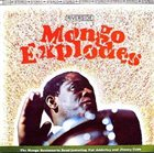MONGO SANTAMARIA Explodes album cover