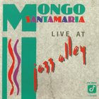 MONGO SANTAMARIA Live at Jazz Alley album cover