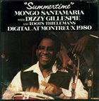 MONGO SANTAMARIA Mongo Santamaria With Dizzy Gillespie And Toots Thielemans ‎:
