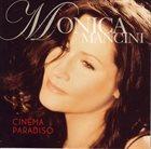 MONICA MANCINI Cinema Paradiso album cover