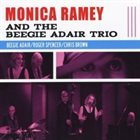 MONICA RAMEY Monica Ramey and the Beegie Adair Trio album cover