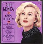 MONICA ZETTERLUND Ahh! Monica! (aka Sakta Vi Gå Genom Stan) album cover