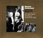 MONICA ZETTERLUND Monica Zetterlund Med Lasse Bagges Trio : På Café Katalin Torsdag 14 September 1989 album cover