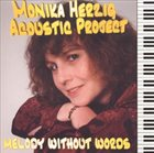 MONIKA HERZIG Melody Without Words album cover
