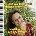 MONIKA HERZIG Monika Herzig Acoustic Project : In Your Own Sweet Voice album cover
