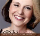 MONIKA HERZIG The Whole World In Her Hands album cover