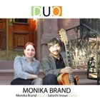 MONIKA RYAN Duo (as Monika Brand & Satoshi Inoue) album cover