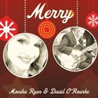 MONIKA RYAN Monika Ryan & David O'Rourke : Merry album cover