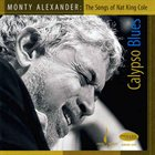 MONTY ALEXANDER Calypso Blue: The Songs of Nat King Cole album cover