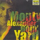 MONTY ALEXANDER Goin' Yard album cover