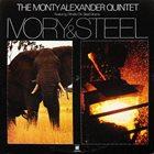 MONTY ALEXANDER Ivory & Steel album cover