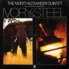 MONTY ALEXANDER The Monty Alexander Quintet : Ivory & Steel album cover