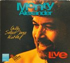 MONTY ALEXANDER Live At The Cully Select Jazz Festival 1991 album cover