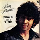 MONTY ALEXANDER Now Is The Time album cover
