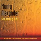 MONTY ALEXANDER Steaming Hot album cover