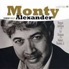 MONTY ALEXANDER Sunday Night album cover
