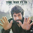 MONTY ALEXANDER The Way It Is album cover