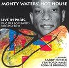 MONTY WATERS Live in Paris, Vol. 1 album cover