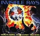 MORGAN AGREN Invisible Rays album cover