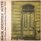 MOSE ALLISON Back Country Suite album cover