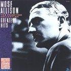 MOSE ALLISON Greatest Hits album cover
