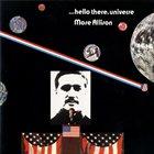 MOSE ALLISON ...Hello There, Universe album cover
