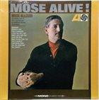 MOSE ALLISON Mose Alive! album cover