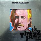 MOSE ALLISON Mose Allison (That's JAZZ – 19) album cover