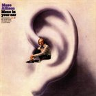 MOSE ALLISON Mose In Your Ear album cover