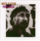 MOSE ALLISON Pure Mose album cover
