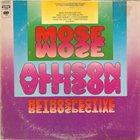 MOSE ALLISON Retrospective album cover