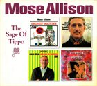 MOSE ALLISON The Sage of Tippo album cover