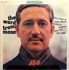 MOSE ALLISON The Word From Mose album cover