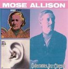MOSE ALLISON Western Man / Mose In Your Ear album cover