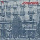 MOTOTERU TAKAGI Takagi Et Kako Quartet : Jazz A Maison De Japon, Paris album cover