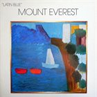 MOUNT EVEREST Latin Blue album cover