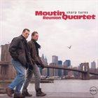 MOUTIN FACTORY QUINTET / MOUTIN REUNION QUARTET Moutin Reunion Quartet : Sharp Turns album cover