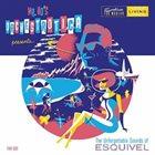 MR HO'S ORCHESTROTICA The Unforgettable Sounds of Esquivel album cover
