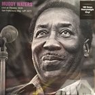 MUDDY WATERS Live At Theatre 1839, San Francisco, May 14th 1977 album cover